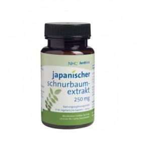 Japanischer Schnurbaum Extrakt 250 mg
